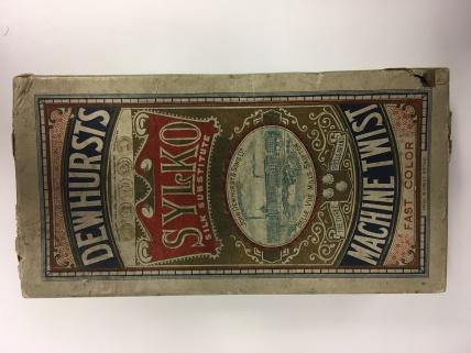 Dewhurst's Sylko Thread Box