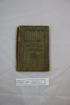 EMB14: School Cookery Book, edited by C.E. Guthrie Wright, from the owner's mother-in-law