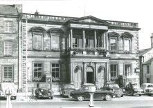 11th December 1973: the Craven Museum found a new home in Skipton Town Hall. (Photo from late 1960s) In 1973 the Museum moved into a bigger space in Skipton Town Hall. During the move, it gained its first professional curator, Jane Harding. Archaeology expert David Williams was also appointed as Museum Assistant. The Friends of the Museum also worked hard to help set the collection up in its new home, and took part in many archaeological digs at this time.