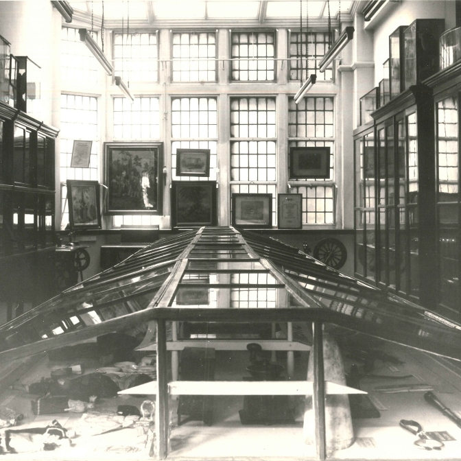 6th October 1928: Craven Museum opens