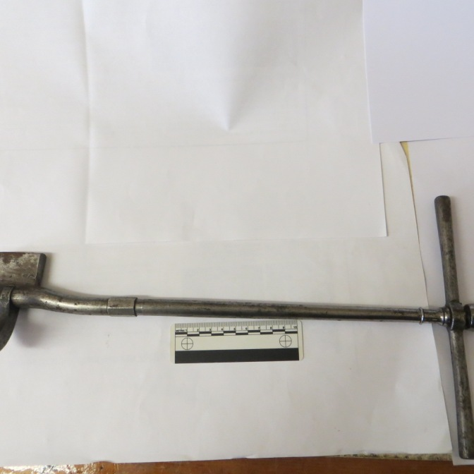 D112 Vets dental instrument