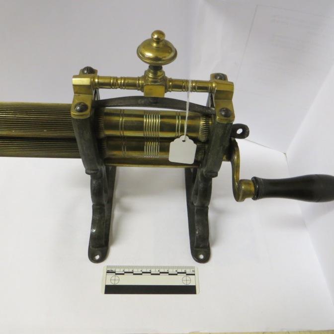D434 Crimping machine